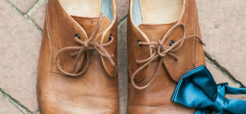shoes of men