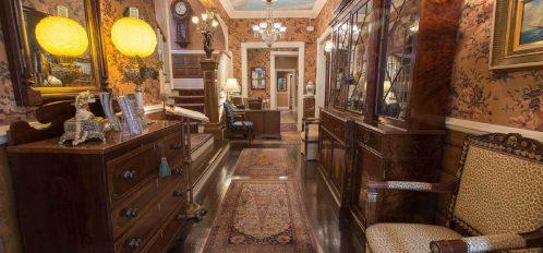 Ballastone Hallway