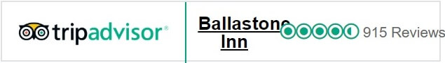 Ballastone Trip Advisor 4.5 Rating