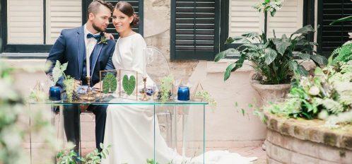 Ballastone Wedding Couple