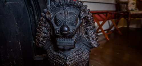 China Trade - Statue