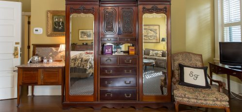 Scarborough Armoire