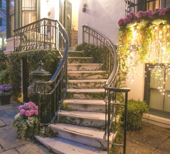 Luxury Savannah Bed And Breakfast Historic District