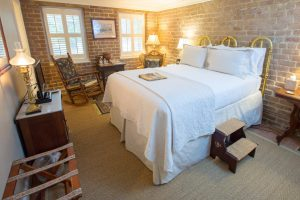 Stay in the Low Country room at Ballastone Inn.