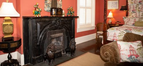 Ballastone fireplaces