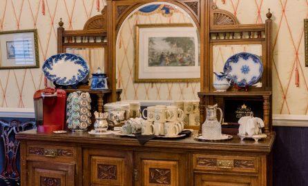 Ballastone Breakfast - tea service bureau